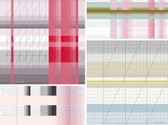 scarf patterns - Stefan Scholten and Carole Baijings