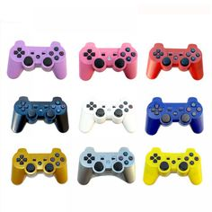 Wireless Bluetooth Gamepad for Sony Playstation 3 Play Stations, Xbox, Ps3, Bluetooth, Gaming Accessories, Sony, Tech, Free Shipping, Consoles