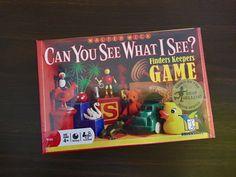 Finders Keepers Game- 2013 Walter Wick CALF #Abilene #AbileneTX #StorybookCapitalofTexas