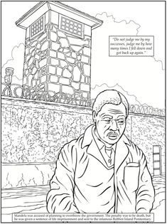 History of the Civil Rights Movement Coloring Book Dover