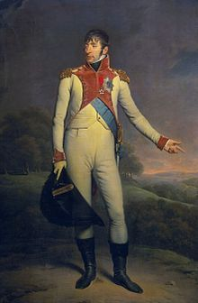 1806-May-June: Creation of Kingdom of Holland with Louis Bonaparte as king.