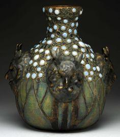 ** Amphora Vase