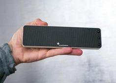 Soundmatters FoxL Dash 7 - a superslim Bluetooth speaker