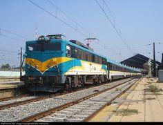 RailPictures.Net Photo: 269.03 EFE S-269 at Santiago, Chile by Pablo Valenzuela