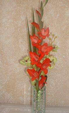 Lírios e Orquídeas