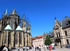 Enjoy the views of the Prague Castle from our Hotel and also appreciate its highlights when visiting this stunning medieval complex. Tickets for the seven unique sights at the Castle will be waiting in your room upon arrival.