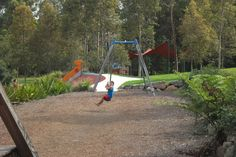 If you like large parks, then Blenheim Park, North Ryde is your one and only park, catering for all abilities and ages.
