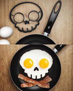 ham and skull