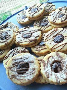 Doughnut, Biscuits, Nutella, Sweets, Cookies, Retro, Food, Cukor, Kitchen