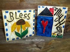 Bless My Home ~ by SheilasBlessings on Etsy