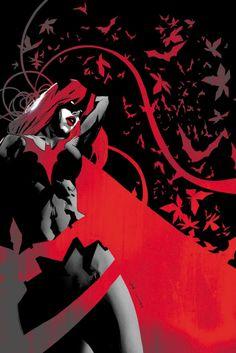 Batwoman's Red Night
