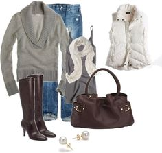 """Wearing 12/07/2009"" by busymominny on Polyvore"
