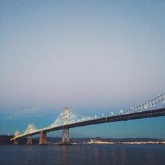 bay bridge // san francisco #storiedventure
