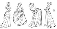 Character Sketches 757308493570656693 - Princess Sketches Source by Character Design Cartoon, Character Design Animation, Character Design References, Character Drawing, Character Design Inspiration, Character Types, Character Design Tutorial, Character Sketches, Drawing Reference Poses