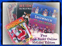 ▶◀の☀ More than 30 FREE Kids Holiday Books to read on your iPad, Kindle, iPhone, Android, laptop and more!