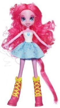 My Little Pony Equestria Girls Dolls, Pinkie Pie, Rarity, and Applejack, just $9.74!