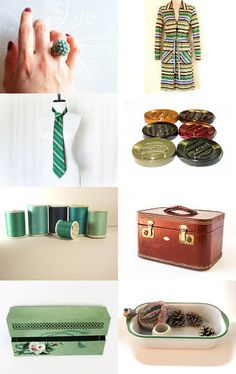 Great Spring Finds From Epsteam --Pinned by xurple.etsy.com with TreasuryPin.com