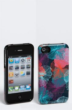 #iPhone case with a colorful #floral design