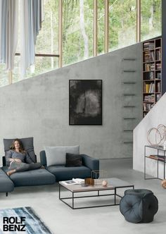 Rolf Benz 590 Rolf Benz Living Pinterest Living Rooms And Room