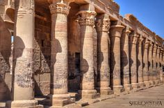 Philae Temple http://www.ibisegypttours.com/holiday-deals