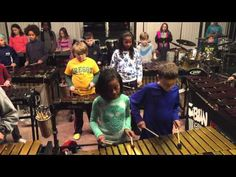 Zeppelin! 7-12 year olds in the Louisville Leopard Percussionists group play Led Zepplin. Great arrangement and playing by the students.