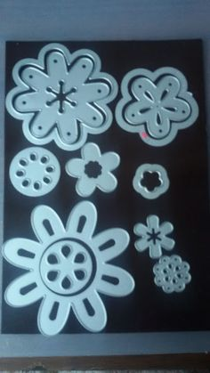 Ice Tray, Silicone Molds, Die Cutting