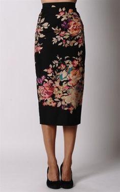 Gorgeous pencil skirt. by PattyZ