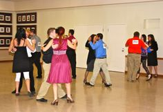Strictly Ballroom Dancing at Peru State College.