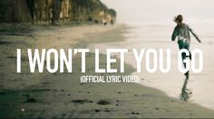Switchfoot - I Wont Let You Go - Official Lyric Video | Love this song so much! Speaks. While we are going through deep waters, it may be that something bigger than us is 'giving birth'.