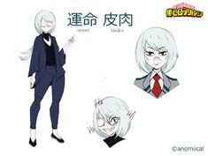 Boku No Hero Academia - O.C.