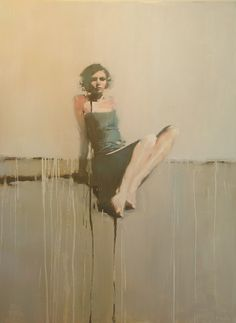 Michael Carson - Contemporary Artist - Figurative Painting