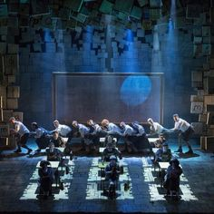 Current cast 2016 - Matilda The Musical London Matilda Broadway, Broadway Shows, Matilda Costume, Musical London, Joan Allen, Set Design Theatre, Projection Screen, Musical Theatre, Lighting Design