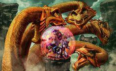 Hydra vs Shining
