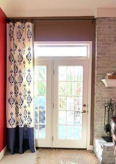 Best Of Basement Windows Curtain Ideas