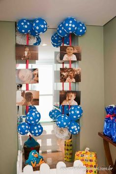 painel foto                                                                                                                                                      Mais Baby Birthday, 1st Birthday Parties, Lottie Dottie, Ideas Para Fiestas, Baby Party, Holidays And Events, Birthday Decorations, First Birthdays, Party Time