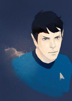 Spock || Star Trek AOS
