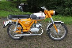 Zündapp - C50 Sport - 517-05 - 50 cc - 1977 Vintage Moped, Mopeds, Antique Auctions, 50th, Ceramics, Antiques, Toys, Board, Sports