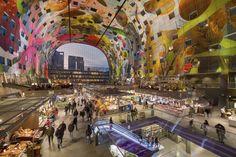 Market Hall, Netherlands