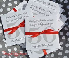 Adult Birthday Party Favors 50th 60th By Abbey And Izzie Designs On Etsy