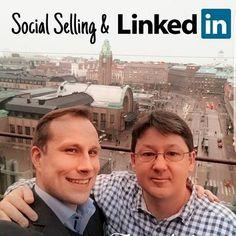 LinkedIn on maailman suurin ammatillinen sosiaalinen media. Mitä hyötyä LinkedInistä on aidosti ammattilaiselle Social Sellingin näkökulmasta?  Vieraana on Suomen arvostetuin LinkedIn asiantuntija Tom