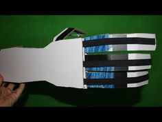 ▶ How to Make a Cardboard Arm - (Physic Project) - YouTube