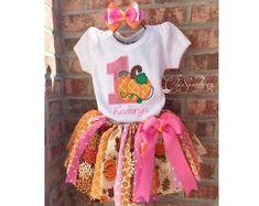 Tutus, Custom Children's Shirts, Boutique Bows & More! Baby Pumpkin Costume, Pumpkin Tutu, Pumpkin Halloween Costume, Pumpkin Patch Outfit, Baby In Pumpkin, Baby Halloween Outfits, Baby First Halloween, 1st Birthday Outfits, Kids Tutu