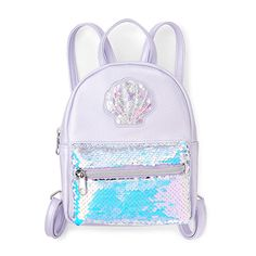 Check out The Children's Place for a great selection of kids clothes, baby clothes & more. Cute Mini Backpacks, Girl Backpacks, Mermaid Purse, Outfit Style, Justice Accessories, Thanksgiving Fashion, Disney Handbags, Sequin Backpack, Color Lila