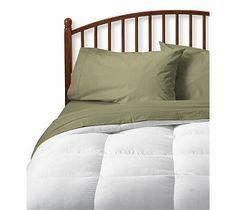 L. L. Bean Organic Cotton Bed Sheets