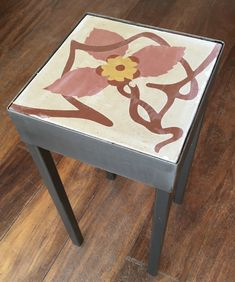 Second Life, Vanity Bench, 10 Years, Nightstand, Console, Coasters, Tiles, Barcelona, Objects