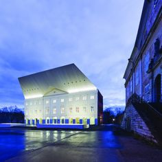 Narva College / Kavakava Architects | ArchDaily