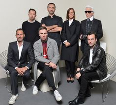 LVMH Prize Judge Board 2014: Speechless! The amount of talent in this photo is just…