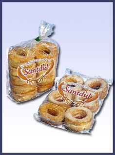 PRODUCTOS SANTDUL Snack Recipes, Snacks, French Toast, Chips, Breakfast, Food, Appetizers, Bagels, Products