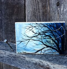 Night Lights by DarlingFlorals on Etsy, $45.00