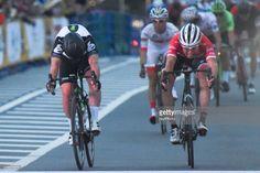 #さいたまクリテリウム #TDFsaitama Mark Cavendish (Dimension Data) sprints to win the 58.9km Main Race, ahead of Fumiyuki Beppu (Right - Tour de France Japan Team), during the 5th edition of TDF Saitama Criterium 2017 . On Saturday, 4 November 2017, in Saitama, Japan.